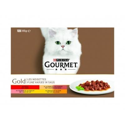 Gourmet Gold fijne hapjes in saus