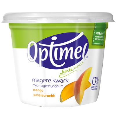 Optimel Magere kwark mango passievrucht