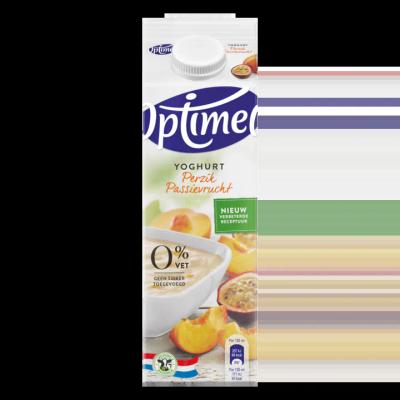 Optimel Magere Yoghurt Perzik Passievrucht