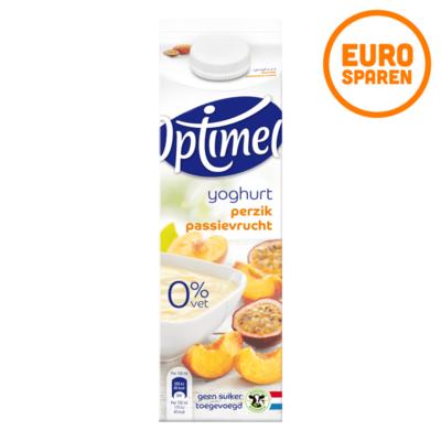 Optimel Yoghurt Perzik Passievrucht