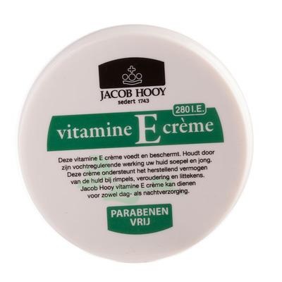 Jacob Hooy Crème vitamine E