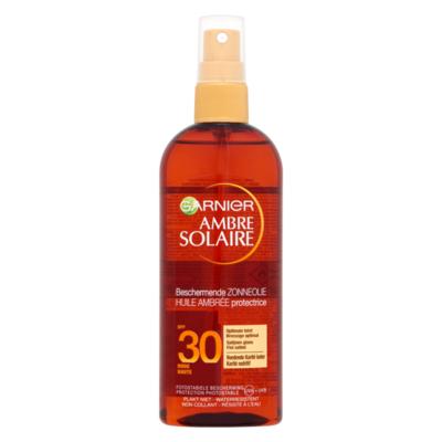 Garnier Ambre Solaire Beschermende Zonneolie SPF 30 Hoog