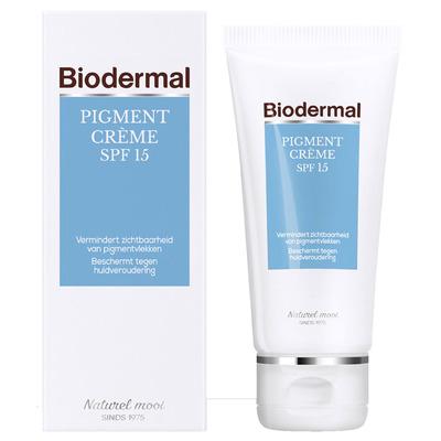 Biodermal Pigmentcreme gezicht/hals