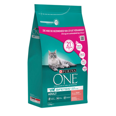 Purina ONE Purina bifensis adult zalm
