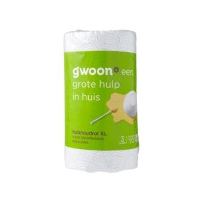 G'woon Keukenpapier 3 laags maxi