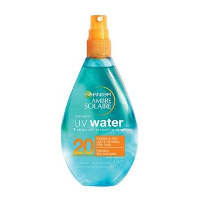 Ambre Solaire zonnebrand uv-water factor 20