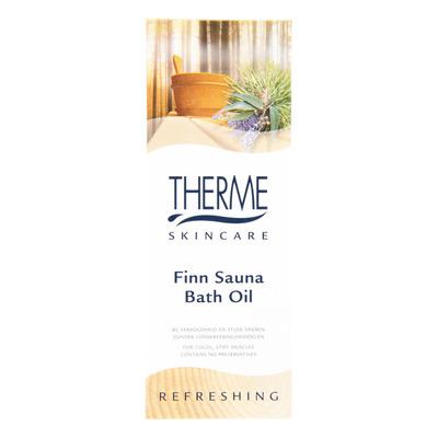 Therme Finn sauna bath oil