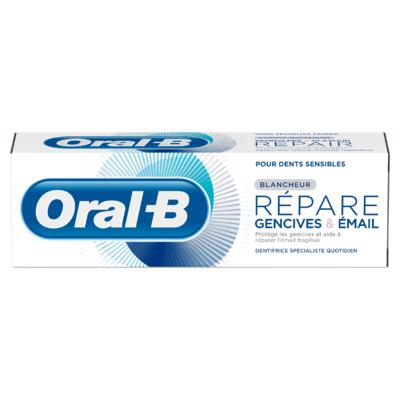 Oral-B Tandvlees & Glazuur Repair Zachte Whitening Tandpasta 75ml