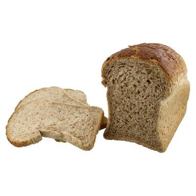 Ambachtelijke Bakker bruin brood half