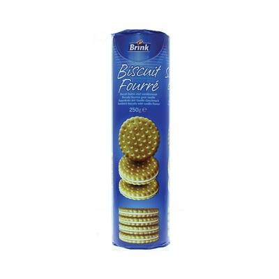 CB Koek Chocolade Fourré Vanille