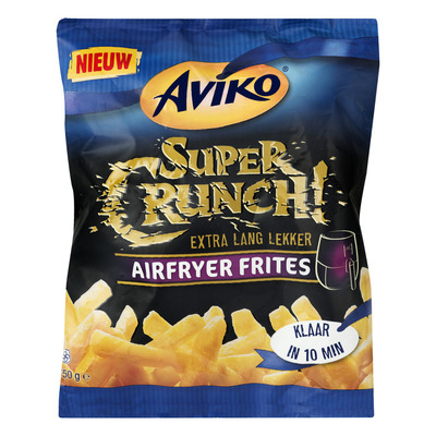 Aviko SuperCrunch airfryer frites