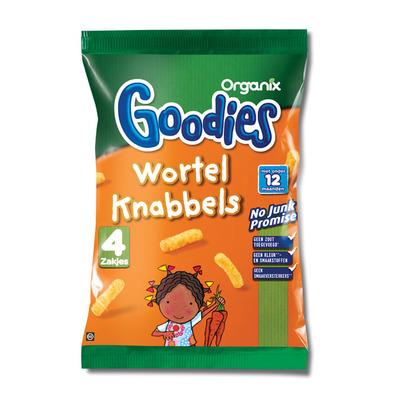 Organix Goodies wortelknabbels 12+ mnd