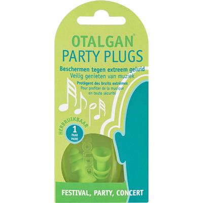 Otalgan Party plugs