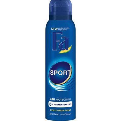 Fa Deospray for men sporty fresh 48 hr