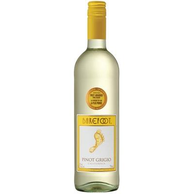 Barefoot Witte Wijn Pinot Grigio