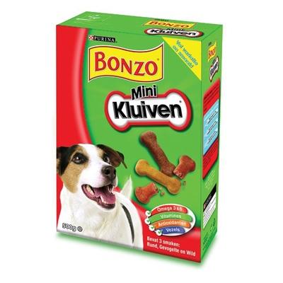 Bonzo Hondensnack Mini Kluiven