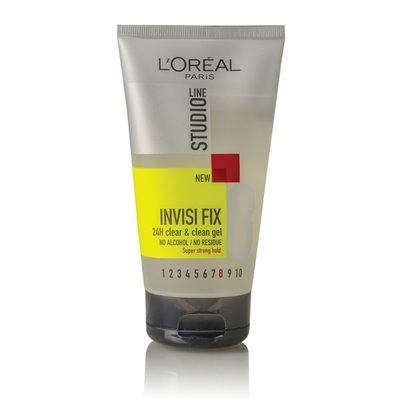 StudioLine Gel Invisible Strong