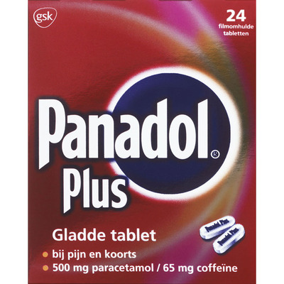 Panadol Plus tabletten