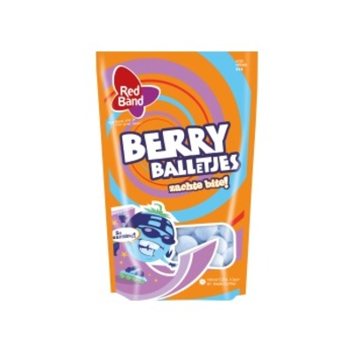 Red Band Berry balletjes