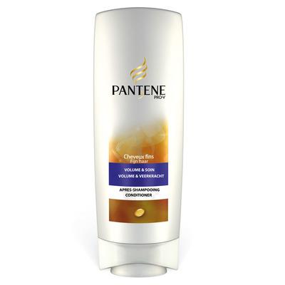 Pantene Conditioner volume