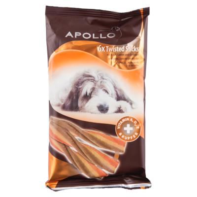 Apollo Twisted sticks rund-lam-gevogelte