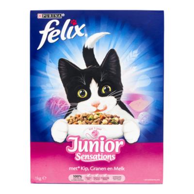 Felix Brokjes Junior selectie