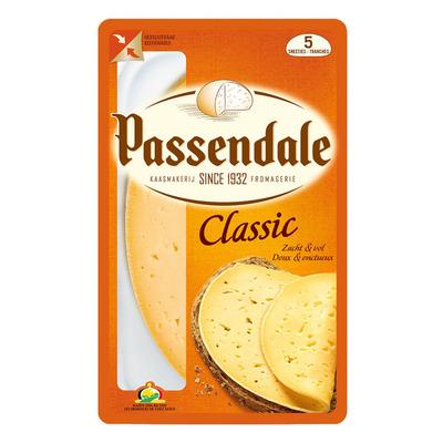 Passendale Classic plakken