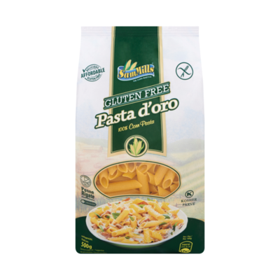 Sam Mills Gluten Free Pasta d'Oro Penne Rigate