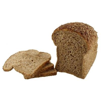Ambachtelijke Bakker Grof Volkorenbrood Half