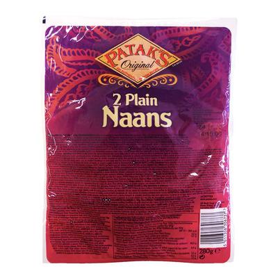 Patak's Naanbrood naturel