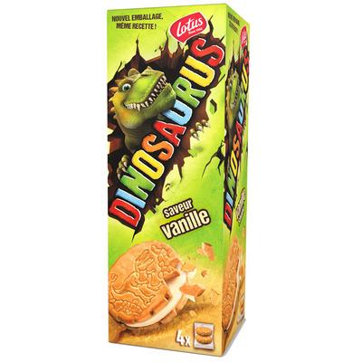 Lotus Dinosaurus gevuld vanille