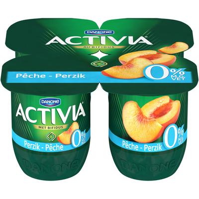 Activia Yoghurt perzik 0%