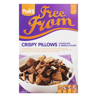 Peak's Crispy pillows glutenvrij