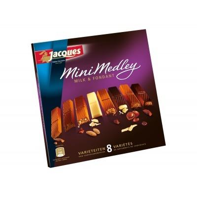 Jacques Mini medley milk & fondant