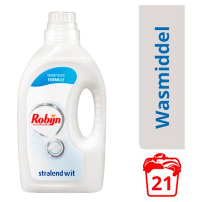 Robijn Wasmiddel Vloeibaar Wit
