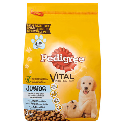 Pedigree Vital protection junior 2-15 maanden