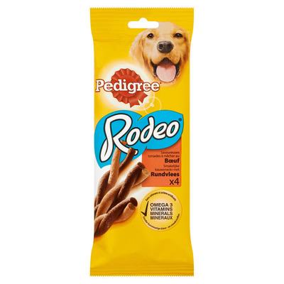 Pedigree Rodeo rund