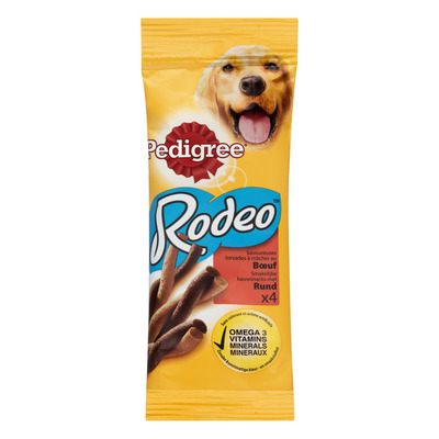 Pedigree Rodeo rund