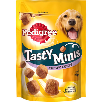 Pedigree Tasty mini's chewy cubes