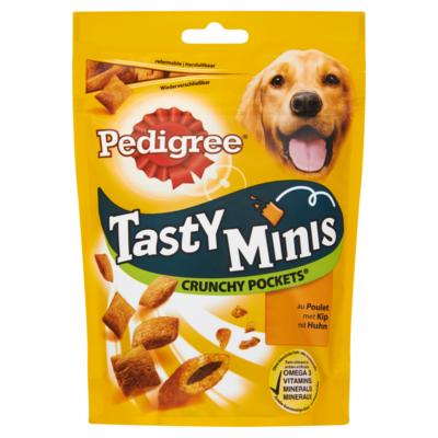 Pedigree Tasty Minis Crunchy Pockets met Kip 95 g