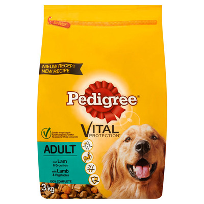 Pedigree Vital protection adult lam-groenten