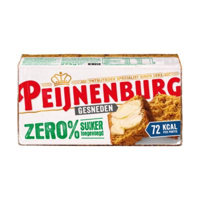 Peijnenburg Zero Ontbijtkoek Gesneden