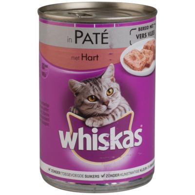Whiskas Kattenbrokjes pate hart