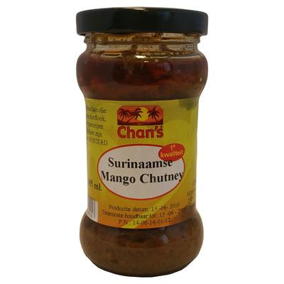 Chan's Surinaamse mango chutney