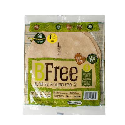 BFree Be wheat multigrain wraps gluten free