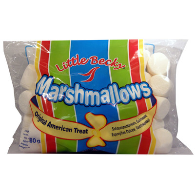 Little Becky Marshmallows orginal American treat