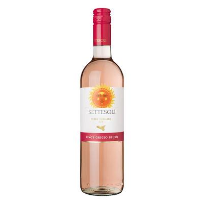 Settesoli Pinot Grigio rosé blush
