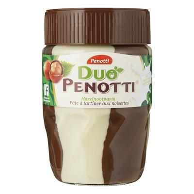 Penotti Duo Penotti hazelnootpasta 400 gram