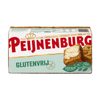 Peijnenburg Ontbijtkoek glutenvrij