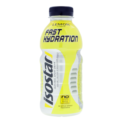 Isostar Fast hydration lemon